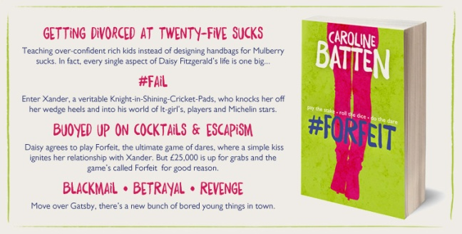 #Forfeit_Blurb